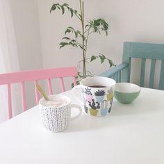 とっておきの「おはよう」を君に。北欧雑貨。【ラガハウス マグカップ カクタス】
