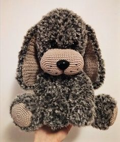 Teddy Bear, Toys, Crochet, Animals, Crocheted Toys, Amigurumi, Activity Toys, Animales, Animaux