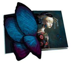 Butterfly pop up book by silje