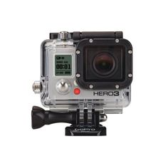 2. Go Pro Camera    A must-have for capturing all the action in a day's skiing.