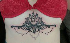 Tattoo Sternum