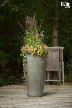 CONE planter by fleur ami ● Pflanzgefäß von fleur ami