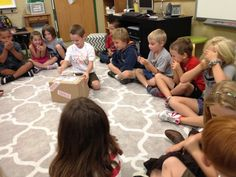 Special Delivery!  A writing activity for the first week!  AWESOME!!!!!