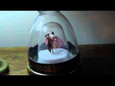 Bols Ballerina Botlle - YouTube Music Box Ballerina, Swan Lake, Nbc News, Snow Globes, 1950s, Youtube, Dance, Bottle, Dancing