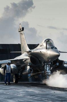 ♡ Dassault Rafale.