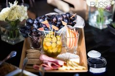 Cheese platter Southern Hospitality, Cheese Platters, Catering Services, Condominium, Open House, Great Recipes, Wines, Food, Cheese Display