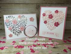 Hello Stampers! Welcome to the Stamp It Group Valentines Day Blog Hop!  I am so excited to see all the pretties everyone has created. You have probably arrived at my page from the awesome Stephanie…