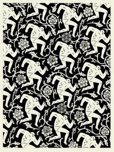 Pattern Of Corruption by Cleon Peterson on curiator.com