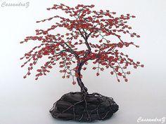 Bildresultat för arboles miniatura bonsai con alambre