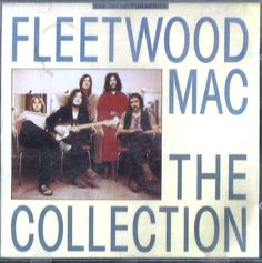 FLEETWOOD MAC THE COLLECTION (1987 CASTLE U.K.) 1 CENT CD: FREE SHIPPING #CLASSICROCK
