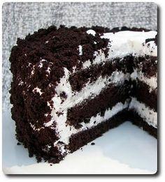 Homemade Suzy Q Cake Recipe