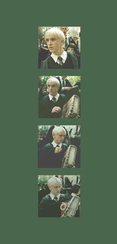 Draco Malfoy Aesthetic, Slytherin Aesthetic, Harry Potter Aesthetic, Slytherin Harry Potter, Harry Potter Draco Malfoy, Hogwarts, Cross Stitch Harry Potter, Drago Malfoy, Harry Potter Background