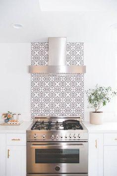 Moroccan Style Tiles - Katrina Chambers