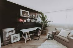 Home Office by Ty French