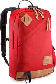 Stylish daysack for city touring or light travel.