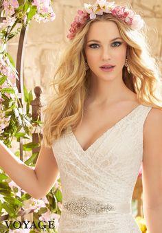 Mori Lee Voyage Wedding Dresses - Style 6806 [6806] - $799.00 : Wedding Dresses, Bridesmaid Dresses, Prom Dresses and Bridal Dresses - Best Bridal Prices
