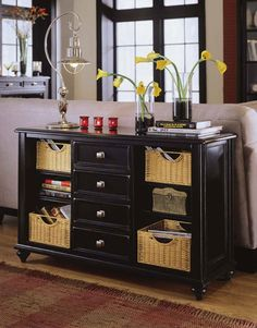 repurposed furniture ideas | Repurposed Furniture Ideas. Maybe use different colors. All black or all nude.
