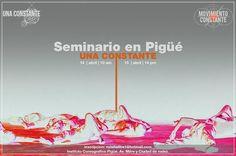 Seminario constante en Pigüé los dias 14 y 15 de abril! Dirigido a todos los trabajadores del movimiento. Vena investigar con el cuerpo! ...