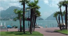 Professional golf in the center of the town - in the streets and on the lake of Lugano Lugano, Festivals, Golf Courses, Street, Concerts, Walkway