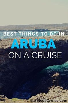 Aruba Things To Do | Aruba's fantastic beaches and crystal-blue seas are just the tip of this Southern Caribbean paradise. Cruise with Royal Caribbean to experience all the enchantment Aruba has to offer.
