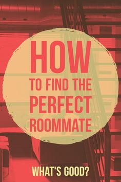 Struggling to find a housemate for college or university apartment? This step-by-step roommate finder guide will show you exactly how to find the perfect roommate (and keep them). We answer all your questions and provide actionable tips, ideas, notes and rules. Freshers' Week Survival Guide.
