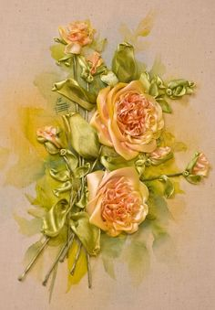 Beautiful Roses by Ingrid Lee from Melbourne Australia