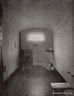 Victorian prison cel