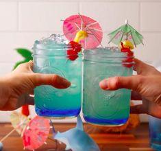 Limonade-sirène prête en seulement 10 minutes - Recettes - Ma Fourchette