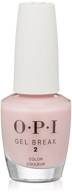 OPI Gel Break Nail Polish, 0.5 fl. oz. * This is an Amazon Affiliate link. Details can be found by clicking on the image.