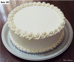 Aqui tudo é feito com muito amor, zelo e qualidade só para você! Bolos caseiros para aniversários, festas e confraternizações!