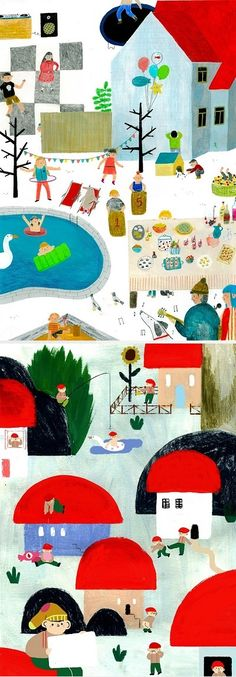 Illustrations by Marianna Coppo