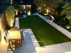 Elegant Landscape Design For Backyard Garden