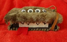 para cualquier potter heart {Tutorial} The Monster book of Monsters POSTS RELACIONADOS