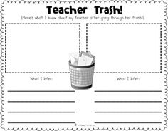 Inference - Tanny Mcgregor Trash Lesson