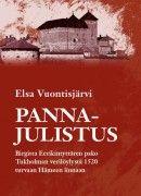 Elsa Vuontisjärvi, Pannajulistus. Birgitta Eerikintyttären pako Tukholman verilöylystä 1520 turvaan Hämeen linnaan. Väylä 2014. #kirjat #kirjallisuus