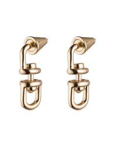 Eddie Borgo Fame Link Day Drop Earrings