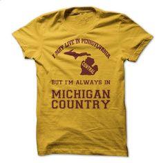 Pennsylvania Michigan Central - t shirt printing #dress shirts #personalized hoodies