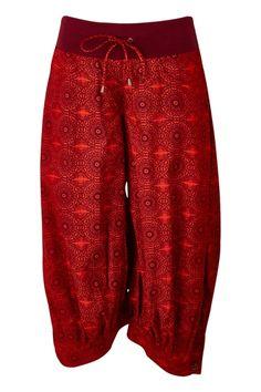Boom Shankar dresses Guru Pant - Womens Pants at Birdsnest Online Ladies Wear, Women Wear, Meditation Clothing, Fashion Brand, Fashion Online, 50s Dresses, Prayer, Harem Pants