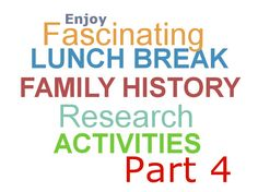 Shooting Your Family History Documentary Video | The Family Reunion Planners Blog