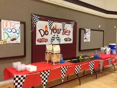 Our Pinewood Derby