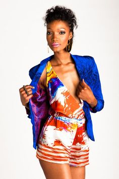 Carnival of Colour ‹ Anya Ayoung Chee, that blazer