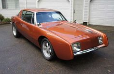 1964 Studebaker Avanti..Re-pin brought to you by #CarInsuranceagents at #HouseofInsurance in #EugeneOregon