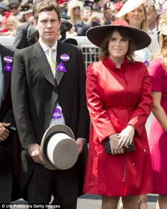 849eca7ccd1 Princess Eugenie and Jack Brooksbank attend day five of Royal Ascot Princess  Beatrice