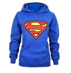 MOLETON FEMININO - SUPERMAN