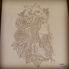 Just a sketch of mine