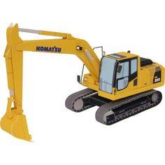 Hydraulikbagger,Fahrzeuge,Papiermodelle,Arbeitsmaschinen; Baufahrzeuge,Auto