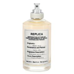 Maison Martin Margiela Replica Collection Beach Walk 100 ml eau de parfum spray    <3 My ultimate fav for the summer!!
