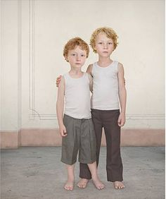 Lovely portraits of children by Loretta Lux illustrating Escape Into Life's 2015 Bet of the Net poetry nominations