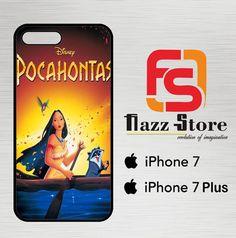 Disney Pocahontas Movie Poster Z0130 iPhone 7 Plus| 7 Plus Case