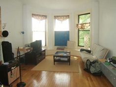- 463 Commonwealth Ave - Located on one of Boston's most prestigious streets.  Renting for $2,300/month